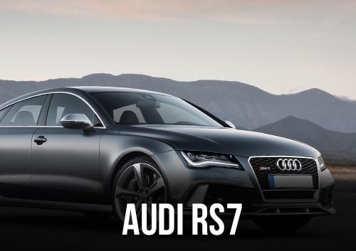 AUDI RS7 DISPONIBLE EN LOCATION CHEZ GT'Luxury
