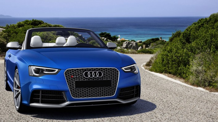 Galerie d'image GT'Luxury - Location Audi RS5