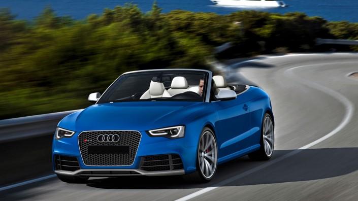 Galerie d'image GT'Luxury - Location Audi RS5