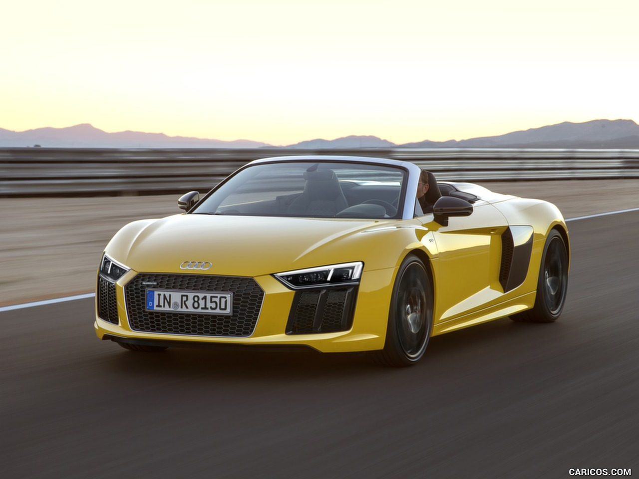 Location Audi R8 Rws Spyder V10 Gtluxury