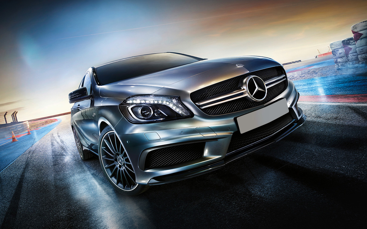 location mercedes classe a45 amg gt 39 luxury. Black Bedroom Furniture Sets. Home Design Ideas
