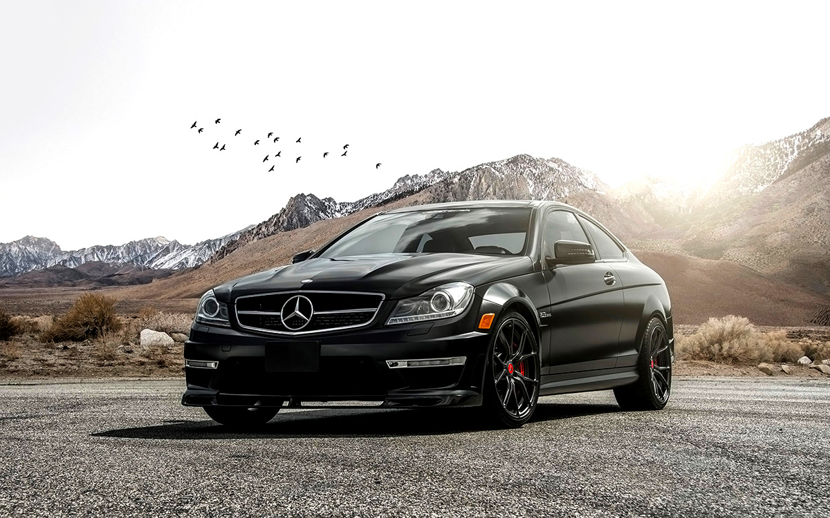 Mercedes c 63 AMG disponible en location chez gt luxury
