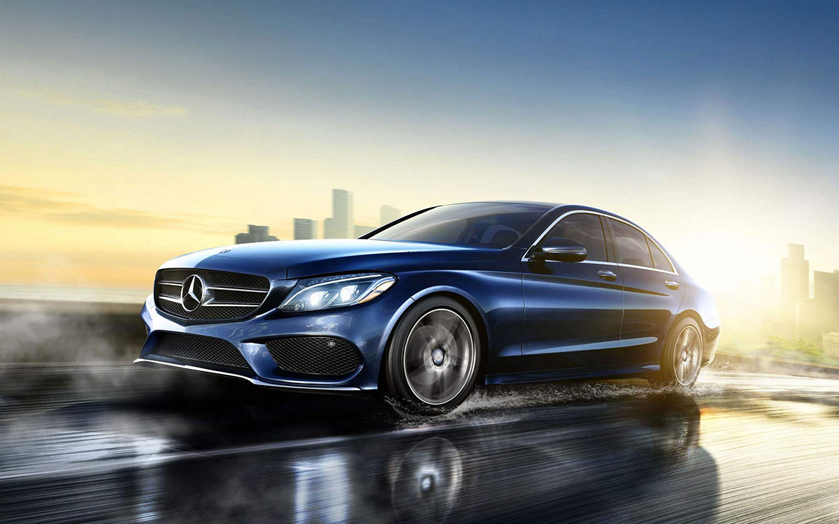 Location mercedes classe c220 disponible en location chez gt luxury