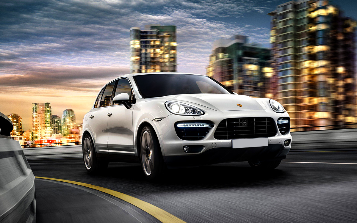 Porsche cayenne turbo s disponible en location chez gt luxury