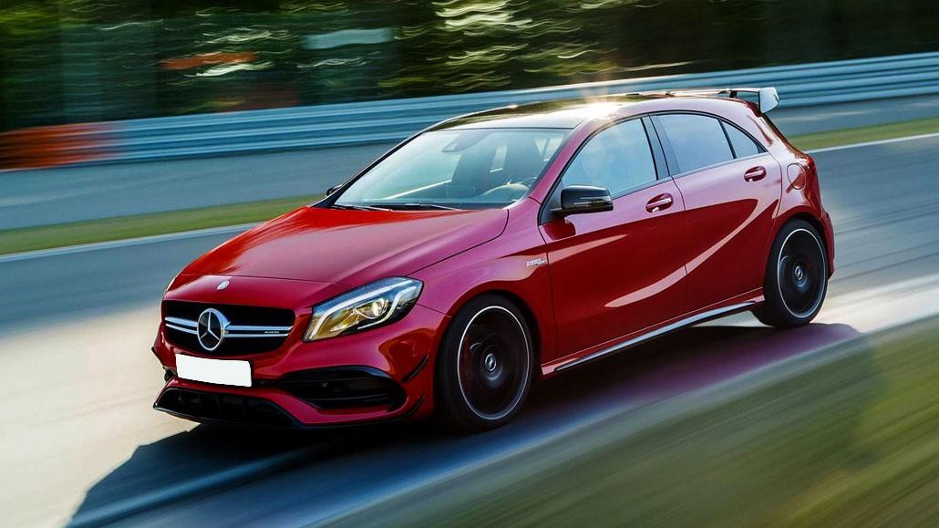 Location Mercedes Classe A45 Amg Gt Luxury