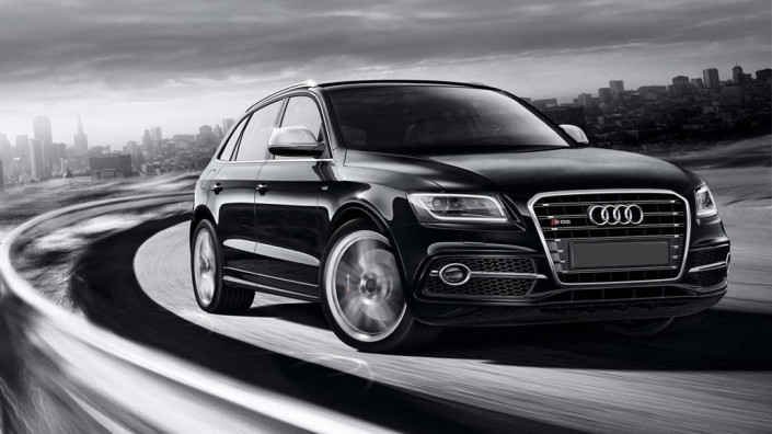 Galerie d'image GT'Luxury - Location Audi SQ5