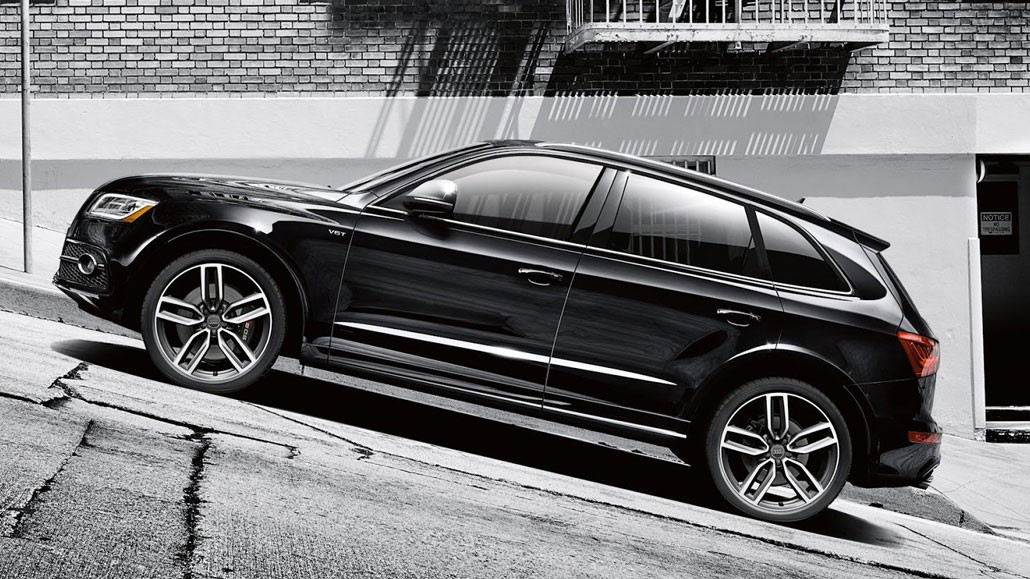 Galerie d'image GT'Luxury - Location Audi SQ5
